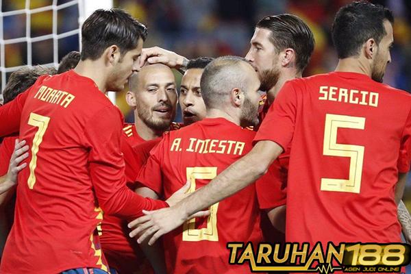 Morata Menilai Spanyol Telah Membuat Tim Lain Terlihat Buruk