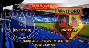 Prediksi Bola Everton vs Watford 05 November 2017