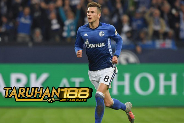 Goretzka Angkat Bicara Terkait Spekulasi Kepindahannya dari Schalke