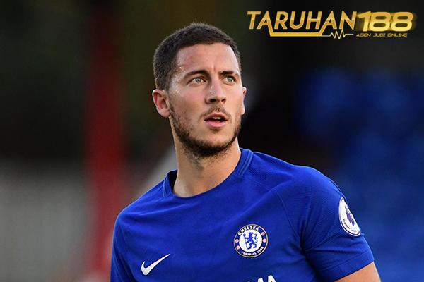 Hazard Harus Tunjukan Keinginan Kuat Untuk Jadi Pemain Terbaik Dunia
