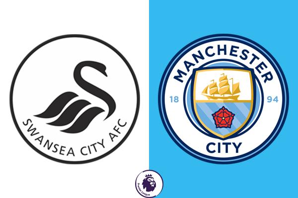 Prediksi Swansea City vs Manchester City Liga Premier Inggris