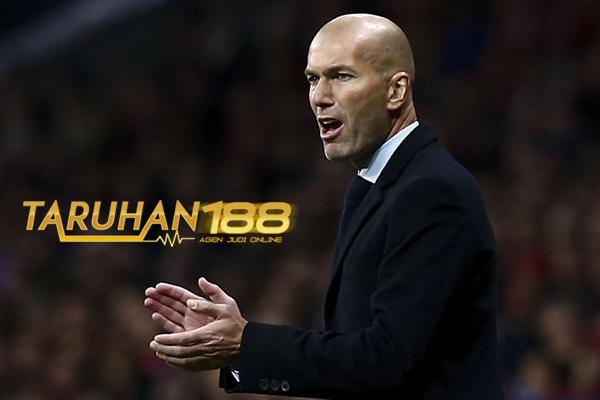 Zidane Harap Real Madrid Dapat Pertahankan Standar Kinerja