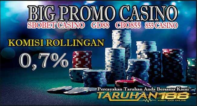 Live Casino di Taruhan188 - CARA DAFTAR CASINO GD88 ONLINE
