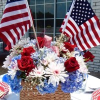 My Patriotic Tablescape