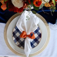 The Easiest DIY Plate Chargers Ever: No Sewing or Painting