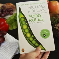 A Healthy Eating Philosophy via Michael Pollan