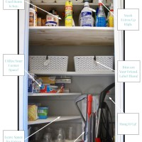 How to Organize Your Utility Closet
