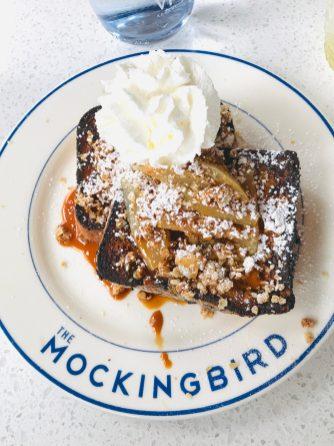 French Toast at The Mockingbird, Nashville - The Charming Index