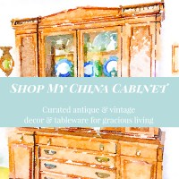 Shop My China Cabinet