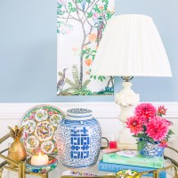 Get the Chinoiserie Look for Less