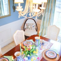 7 Tips for Grandmillennial Style in the Dining Room