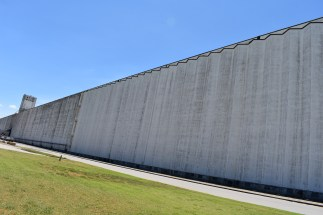 The (2nd by only a hundred feet) longest grain elevator in country