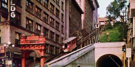 Angels Flight, World's Shortest Railway