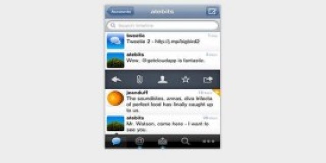 Twitter Launches Free Application Tweetie