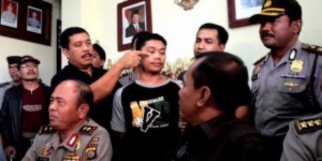 Child Rapist Caught Underage Bali