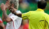 17 Victims Red Card of the World Cup 2010