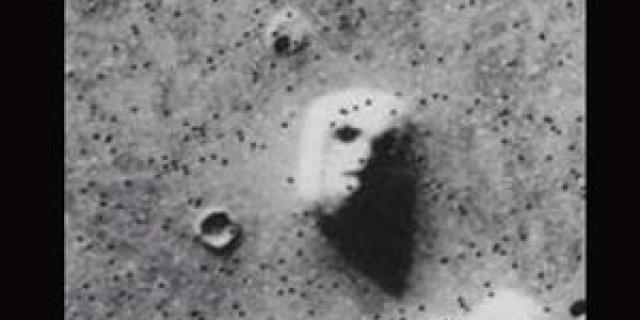 Mystery sightings reveal the Face on Mars