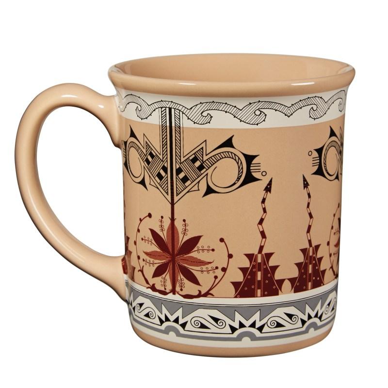 Ceramic Mug - Center of Creation
