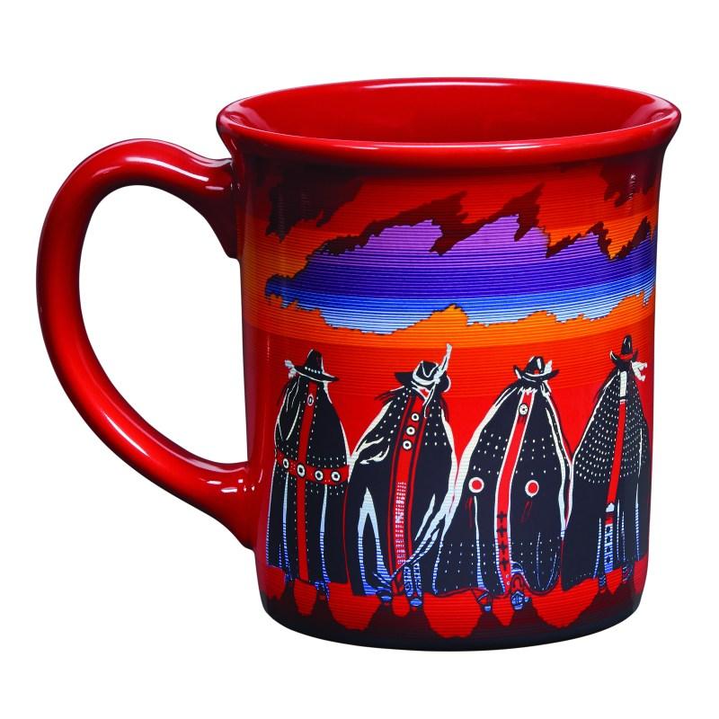 Ceramic Mug - Rodeo Sisters
