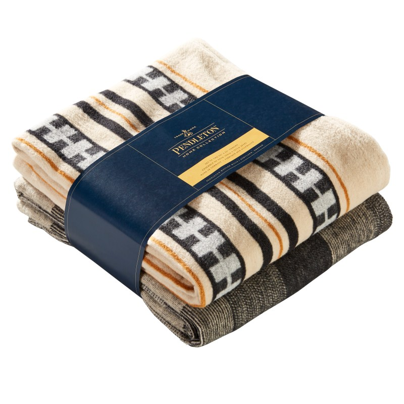 Cotton Throw Gift Pack