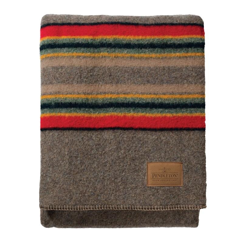 Yakima Camp Blanket - Mineral Umber