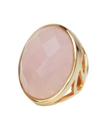 anel semijoia bijuteria fina em pedra brasileira na cor tendencia do verão 2013 Candy Colors Cor pastel (2)