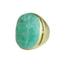anel semijoia bijuteria fina em pedra brasileira na cor tendencia do verão 2013 Candy Colors Cor pastel (4)