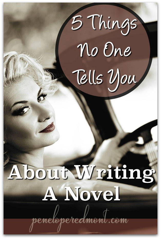 5 Things No One Tells You About Writing A Novel