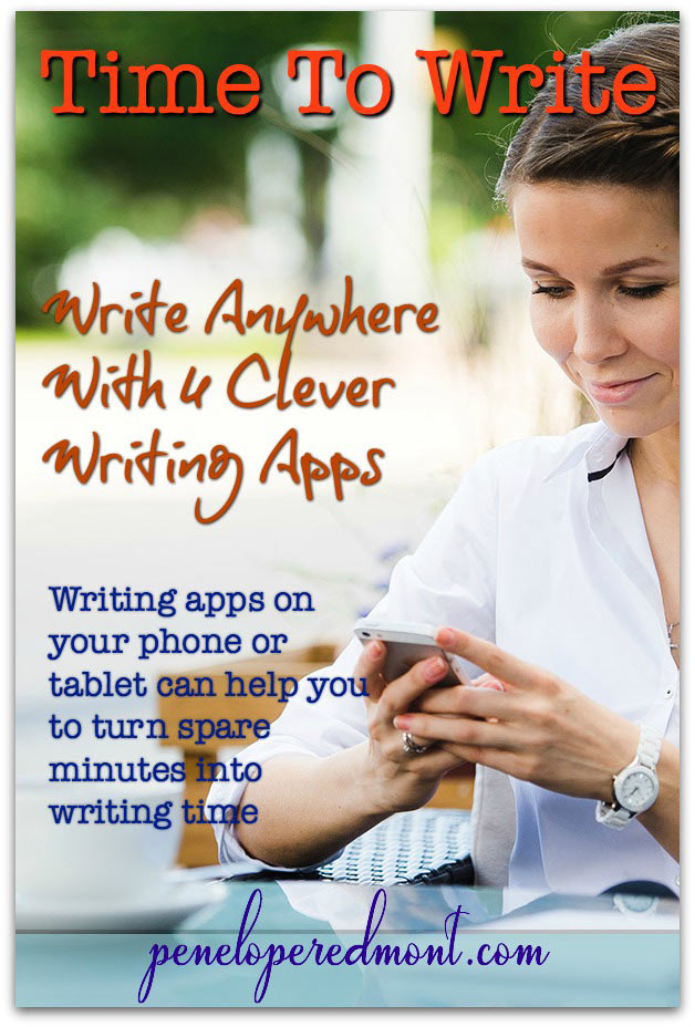 Time To Write: Write Anywhere With 4 Clever Writing Apps