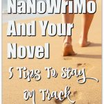 NaNoWriMo And Your Novel: 5 Tips To Stay On Track