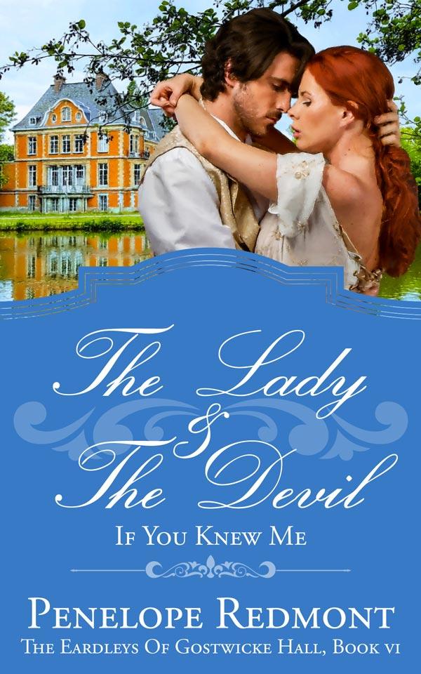 Regency Romance Cover Reveal: Cerise's Story (6Th Eardleys Novel)