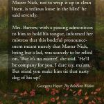Fun Regency Romance Quote Of the Day: The Reluctant Widow