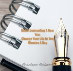 Bullet Journaling A New You: Change Your Life In Ten Minutes A Day