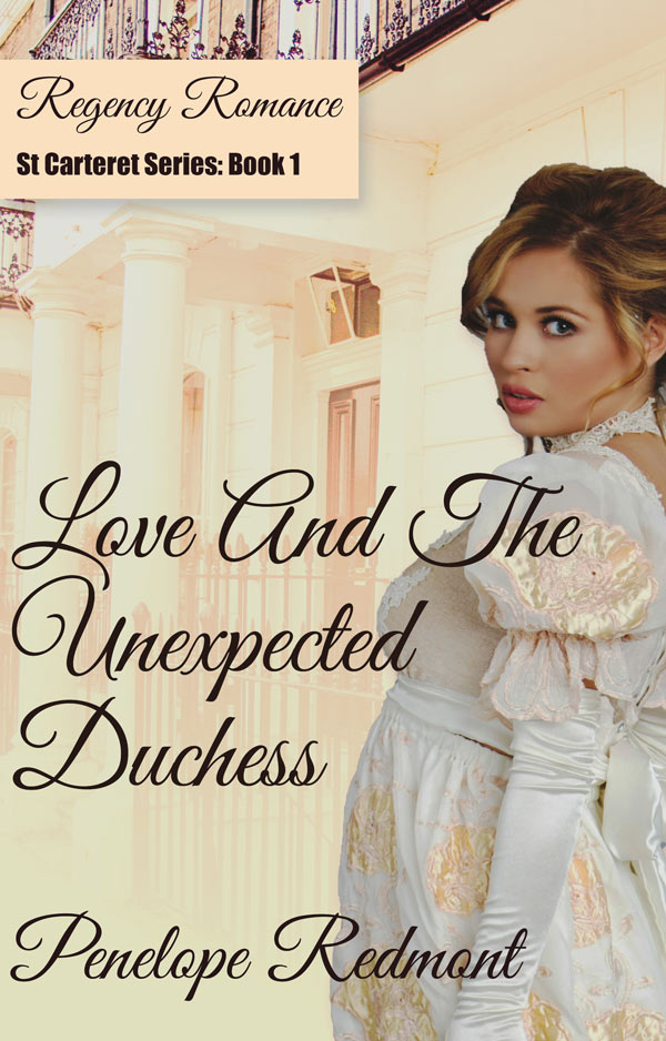 Love And The Unexpected Duchess, cover