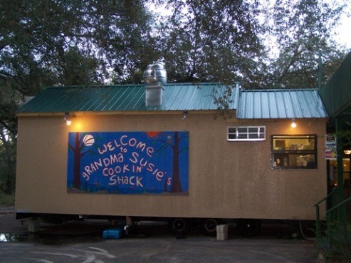 Suwannee River Cooking