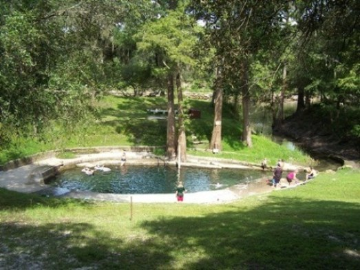 Suwannee River Convict Springs