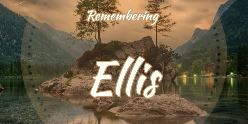 Remembering Ellis Amburn