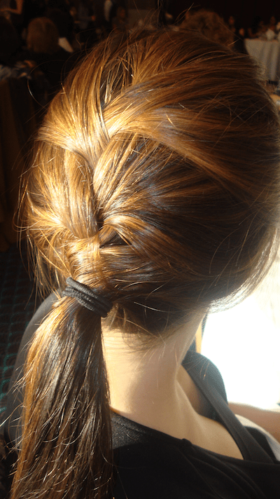 The French Braid Updo Penelopes Oasis