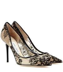 Abel Lace Pumps $712