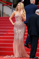 Blake Lively in Aterlier Versace