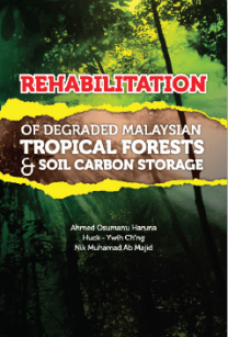 Rehabilitation of Degraded Malaysian Tropical Forests & Soil Carbon Storage - Ahmed Osumanu Haruna, Huck Ywih Ch'ng & Nik Muhammad Ab Majid