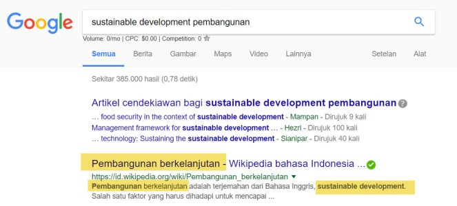 arti bhs inggris ke indonesia