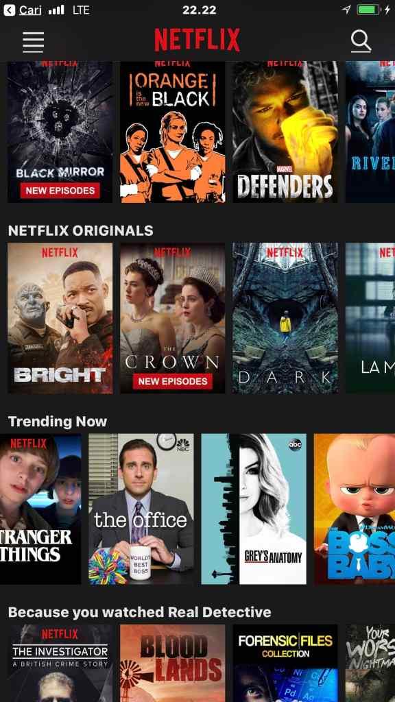 Netflix Indihome
