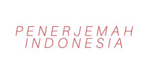 Penerjemah Indonesia
