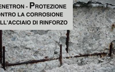 Penetron contro la corrosione
