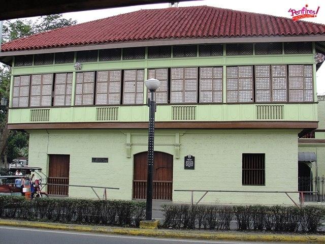 Rizal house calamba