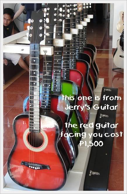 Mactan and Cebu Guitars: Factories,Prices and Options   Penfires