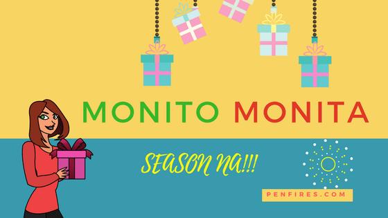 monito monita season na, get ready for Christmas party 2017!!!