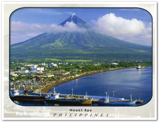 Philippine Postcard Gone Wrong by Sterling Greetings