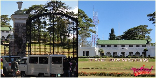 Baguio Tour - The Mansion
